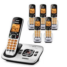 Uniden D1760-6  Cordless Phone w/ 5 Extra Handsets