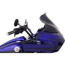 "Klock Werks 12"" Dark Smoke Flare Windshield for 1998-2013 Harley Road Glide FLTR"