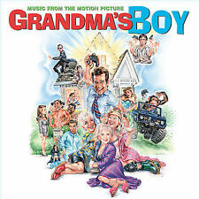 Audio CD Grandma's Boy-Music from the Motion Picture - Various - Free Shipping