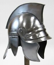 Alexandrian Greek Helemt ~ Greek Medieval Knight Costume~ Armor Helmet ~ Armor