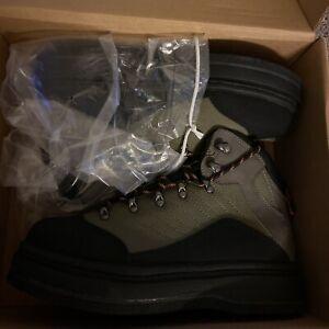 Frogg Toggs Mens Anura II Technical Wade Shoe Felt Fading Boot Size 8 251272F