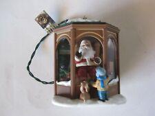 Vintage 1995 Hallmark Ornament Kringle & Co Christmas Window Tree Decoration