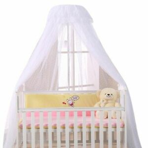 Baby Netting Canopy Infant Mosquito Net Insect Mosquito Net For Crib Bed Canopy