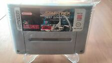 STAR TREK DEEP SPACE NINE SUPER NINTENDO