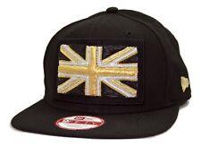 New Era 9Fifty United Kingdom Union Jack England British Flag Strapback  Cap Hat