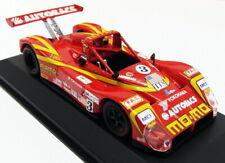 Minichamps 1/43 Scale 430 977693 - Ferrari 333 SP Le Mans 1997