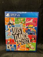 Just Dance 2021 - Sony PlayStation 4 - PS4 - New and Sealed, Free Shipping!