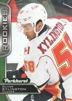 2016-17 Parkhurst Hockey #341 Oliver Kylington RC Calgary Flames