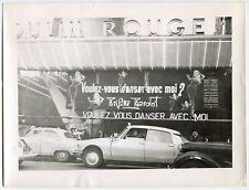 """Moulin Rouge 1959 - Première de """"Voulez vous danser avec moi"""" Brigitte Bardot -"""