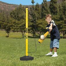 Batting Trainer Tee Ball Youth Junior Swing Practice Baseball School Adjustable