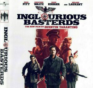 Inglourious Bastards DVD - SAME / NEXT DAY POST