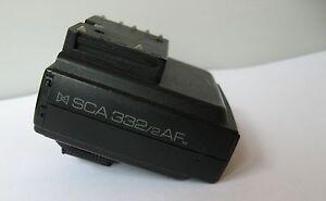 Metz SCA flash connector SCA 332 / 2 AF  SCA 332/2 AF Redlight Flash Adapter
