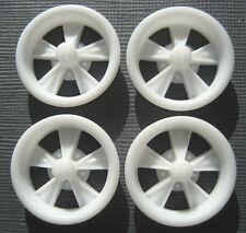 Resin 1/20 Scale Hurst Mag Wheels