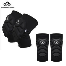 Knee + Elbow Pads Guards Set Bmx Mtb Bike Cycling Protective Gear Scooter Skate