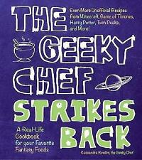 The Geeky Chef Strikes Back: Even More Unofficial Recipes from Minecraft,...