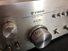 TRIO KA-7300 Stereo Integrated Amplifier (1976-1979) Vintage Made in Japan