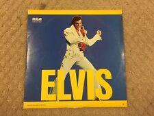 """DPL2-0056 (e)Elvis12"""" ELVIS! GREAT LP CATALOG RCA 21-112-1 PT. 54C-w/ inner-B71N"""