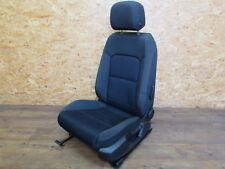 Sitz links Fahrersitz Sitzheizung Stoff braun FWE VW Bassat B8 original