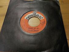"NB 054 UK 7"" 45RPM 1970 LAUREL AITKEN ""NOBODY BUT ME/BABY PLEASE DON'T GO"" EX/VG"