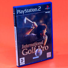 INTERNATIONAL GOLF PRO PS2 USATO IN ITALIANO