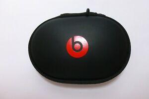 Beats genuine original Black CASE by Dr. Dre Powerbeats, EARPHONES case only