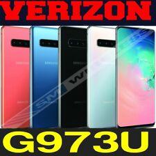 Samsung Galaxy S10 - G973U (VERIZON ONLY) 128GB │512GB BLACK│WHITE│BLUE *SEALED*