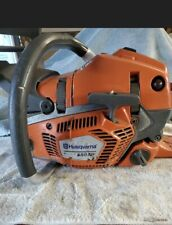 Husqvarna 550xp Chainsaw. 2014. Used. Runs Great. Comes With 16� Bar And Chain.