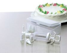 Eddingtons Pastel & Cup Cake Decorating Set con 8 consejos de decoración & Glaseado Tubo