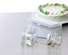 Eddingtons Pastel & Cup Cake Decorating Set con 8 consejos de decoración & Glaseado Tubo