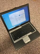 DELL LATITUDE D630 LAPTOP 2.0 GHz - 2 GB - 120 GB SSD - WIN10 - MS OFFICE - NICE