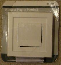 WIRELESS PLUG-IN DOORBELL CHIME 1001 406 903 MODEL # 216591