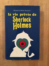 La vie privée de Sherlock Holmes - EO 1972 - TBE