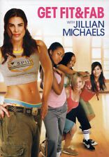 GET FIT AND FAB WITH JILLIAN MICHAELS (CA VERSION) (DVD)
