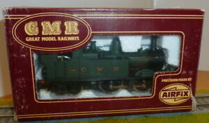 AIRFIX GMR OO 0-4-2 GWR TANK BOXED LOCO 54152-7 - tested