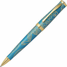 Cross Year of the Monkey Teal Ballpoint Pen~Collectors' Box & Stand~Limited 2016