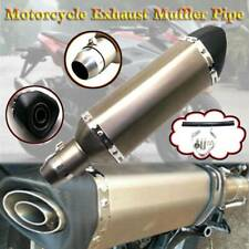 Exhaust Modified Muffler Pipe Bike Motocross For Suzuki Vstrom DL650 2005-2015