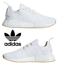 Adidas Originals NMD_R1 Men's Sneakers Casual Shoes Running White Gum