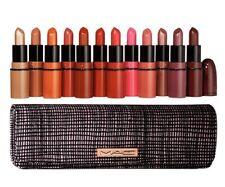 MAC 2019 Holiday Taste Of Stardom 12 Mini Lipstick & Sparkly Pouch NIB. $168 Val