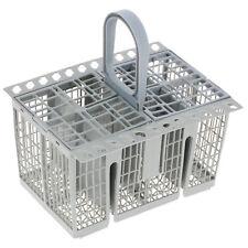 Dishwasher Cutlery Basket Tray For Hotpoint LFS114W LFS114X LFT04 LFT114 - Grey