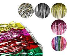 Fringe Curtains Photo Backdrop Party Prom Grad Decoration 1*2m/ 1*3m