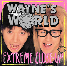 Wayne's World : Extreme Close-Up by Mike Myers 1992, PB Saturday Night Live