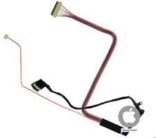 """ CABLE LVDS LCD VIDÉO ÉCRAN NAPPE CAMERA POUR MACBOOK 13"""" A1181"""