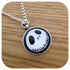 The **Nightmare  Jack** BeFore ChRistmAs charm pendant necklace