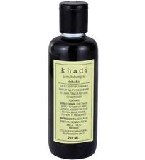 Khadi Herbal Shikakai Shampoo Herbal Product Natural Goodness 210ml