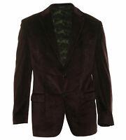 Tommy Hilfiger Men's Classically Tailored Trim Fit Suit Jacket Navy Size 42 Reg