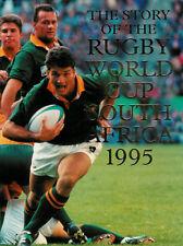 """""""l'histoire de la Coupe du Monde de Rugby Afrique du Sud 1995"""" PUB par Royston Lamond Livre"""