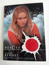 TOPPS 2008 NBC HEROES COSTUME CARD Hayden Panettiere AS CLAIRE