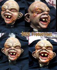 dead alive braindead walking dead zombie movie prop mask bust dvd bluray DWN