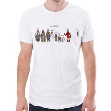Game of Thrones Funny House Stark John Snow Mens T Shirt