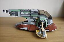 LEGO 6209 STARS WAR Slave 1 2006 maintenant abandonné et A pris sa retraite expédier seulement